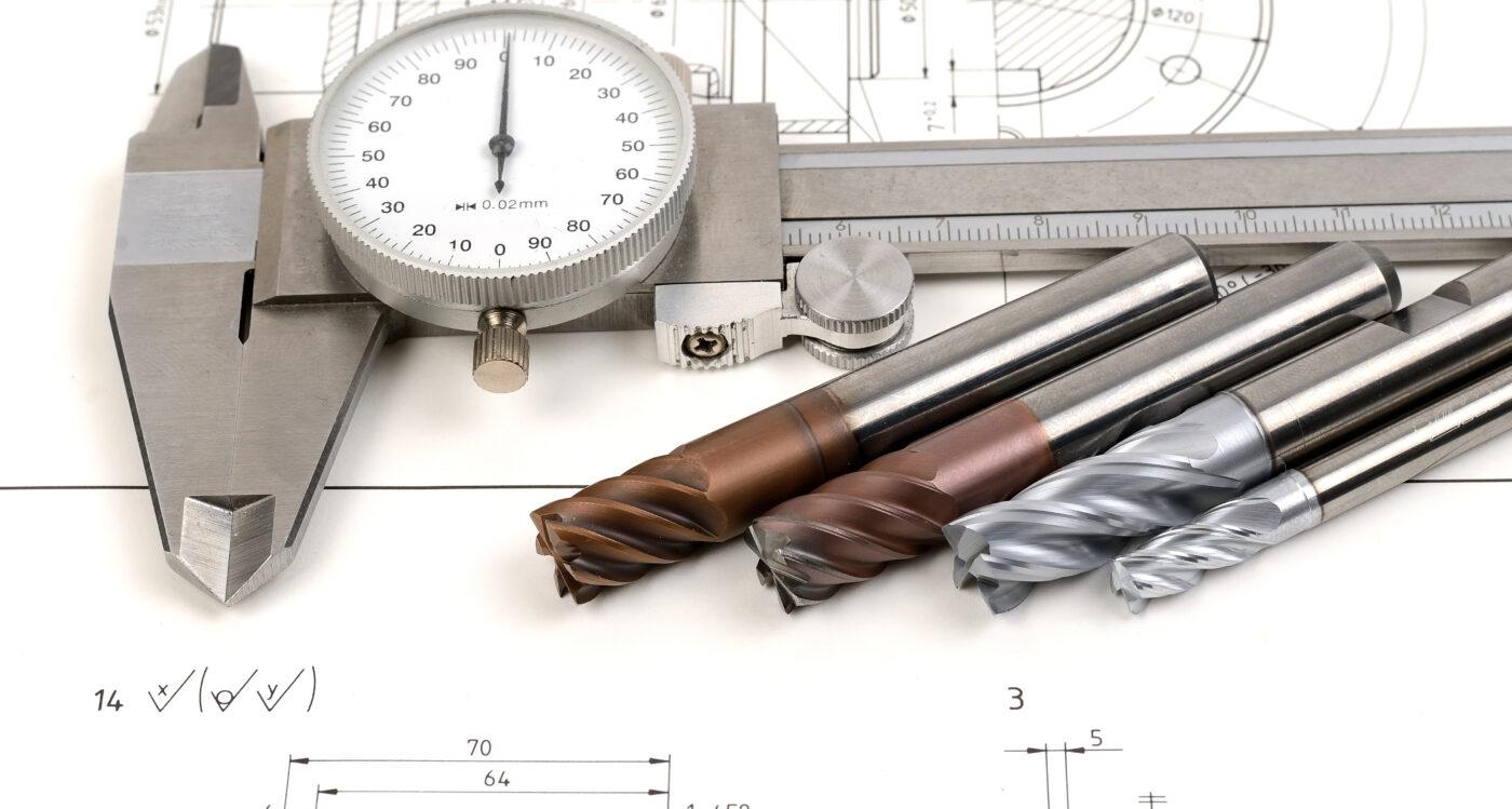 Výkresy procesu zpracování nástrojů